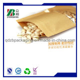 중국 Qingdao 플라스틱에 의하여 박판으로 만들어지는 Kraft 종이 봉지