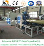 Línea de extrudado diámetro grande (20-110, 315, 400, 560, 630, 1200m m) del equipo de producción del tubo de la presión del gas y de agua del HDPE