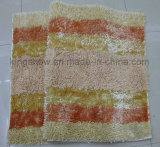 Chenille copetudo Microfiber Polyester Floor Carpet Sofa Mat (aduana)
