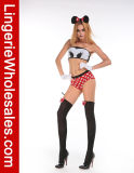 Due parti del mouse delle donne sexy del costume felice di Hottie Cosplay