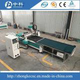 家具の生産ラインイタリアHsd Atc木製CNCのルーター