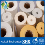 L'ago non tessuto di 100% PTFE ha ritenuto per il sacchetto filtro industriale