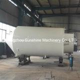Máquina da refinaria de petróleo do feijão de soja da planta da refinaria de petróleo da máquina da refinação de óleo
