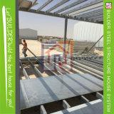 Camera prefabbricata mobile d'acciaio di progetto del Qatar buona