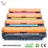 650A (CE270A/271A/272A/273A) HP 본래 인쇄 기계 Cp5525를 위한 진짜 색깔 토너 카트리지