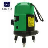 Испытание, измерение & проверяет модульные зеленые линии уровня 2 лазера