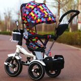 Baby 2015 Tricycle Child Ride auf Car New Product Good Quality (OKM-668)