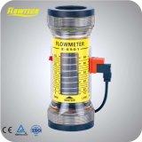 Débitmètre horizontal de canalisation de débitmètre de polysulfone