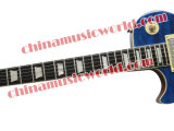 Guitarra eléctrica del estilo izquierdo de encargo del Lp de la música de Afanti (CST-950)