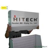 Oortelefoon Cardboard met MDF en Hooks Display Stand met SGS (b&c-B003)
