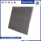 Filtre en aluminium principal de panneau de traitement d'air