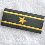 OEM Army Unit Velcro Patchs Work in Shoulders Badges Design