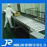 Моторизованный стальной транспортер ролика для производственной линии