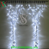 PVCケーブルのクリスマスLEDのカーテンライト