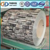 Die beschichtete PPGI Farbe strich galvanisierten Stahlring vor