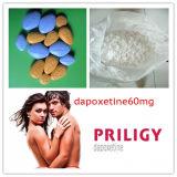 Poudre pure Dapoxetine de festin de dysfonctionnement sexuel de tablettes de Dapoxetine