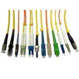 Cavo ottico del cavo di zona FTTH di ADP della fibra competitiva del cavo con Sc/Upc o i connettori del PC