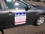De beste Magnetische Stickers van de Auto van de Levensduur van de Douane van de Prijs Lange Verwijderbare