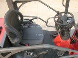 Carregador da roda do CE (CS906) com frame de Fops&Rops