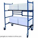 中国の熱い販売の携帯用Foldable足場システム