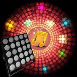licht van de Matrijs 25PCS30W RGBW van LEIDEN het Blindere DJ van de Staaf