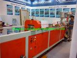 Máquina plástica de madeira da co-extrusão do Decking do PE do composto WPC