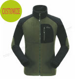 Вскользь люди имеют одежды пальто Raglan логоса в износе Fw-8805 Psorts