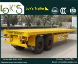 reboque Semi- Flatbed 2axles de 20FT