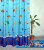 100% rideau en douche d'impression de polyester - 3