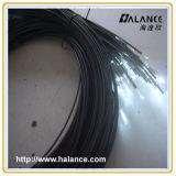 Iluminação ótica do cabo da fibra do revestimento de PMMA