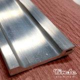 Profil en aluminium/extrusion en aluminium pour les pièces mécaniques