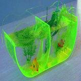 5mmの緑色のアクリルのプラスチックシート