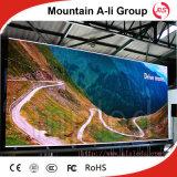 Affichage vidéo/écran/panneau extérieurs de haute qualité de l'IMMERSION P16 DEL