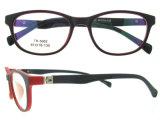 El nuevo marco óptico plástico de la llegada Tr90 embroma marcos de las lentes de los cabritos de los marcos de los vidrios