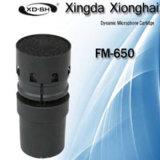 Cápsula dinámica del micrófono (FM-650)
