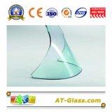 vetro Tempered di vetro elaborante profondo di vetro della mobilia di vetro di vetro della costruzione della stanza da bagno di vetro della Tabella di 3-19mm