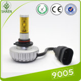 H4 크리 사람 LED 차 빛 30W LED 헤드라이트 3000lm 6500k