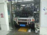 Lavadora grande del coche