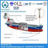Het hydraulische Diepe goed Systeem van de Pomp van de Lading voor Olietanker