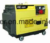 Het Stille Type Sw6000se van diesel Generator van de Lasser