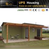 최고 가격 경량 사면 지붕 조립식 가옥 집