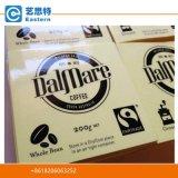 Plastic Transparante PVC Custom Etiketten Clear Stickers