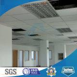 Azulejo de teto de fibra mineral acústica / Teto de fibra mineral (ISO, certificado SGS)