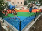 Gelamineerde Bewegende Bevloering voor de Speelplaats van de School