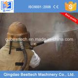 Arenador abrasivo eficaz del vidrio de agua/arenador sin polvo