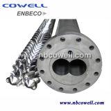 barril de acero bajo del tornillo del nitruro 38crmoala