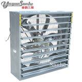 Exhaust fixado na parede Fan para Poultry House/Greenhouse com CE (DJF (A))