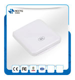 USB Blanc CE RoHS FCC ISO Approuvé Smart Card Reader