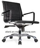 家具の流行の旋回装置の革オフィスのEamesの管理の椅子(RFT-A12)