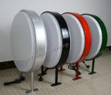 De acryl Lichte Doos van de Reclame van het Aluminium Backlit Openlucht
